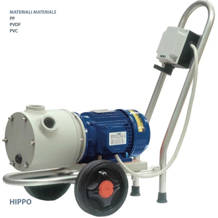 Pompe Autoadescanti centrifughe per liquidi